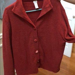 J.Jill Cozy Cardigan Sweater
